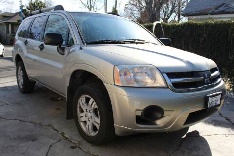 2007 Mitsubishi Endeavor for sale at Bay Auto Exchange in San Jose CA