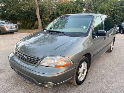 2003 Ford Windstar for sale at Florida Prestige Collection in St Petersburg FL