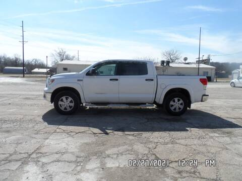 2011 Toyota Tundra for sale at Town and Country Motors in Warsaw MO
