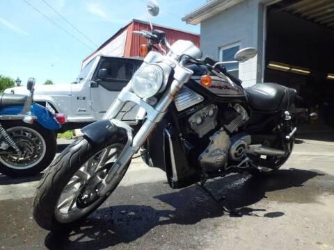 2006 Harley-Davidson V-Rod for sale at Automotive Toy Store LLC in Mount Carmel PA