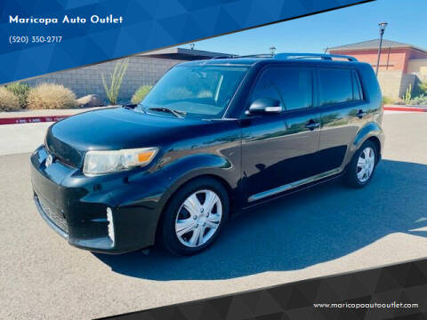 2013 Scion xB for sale at Maricopa Auto Outlet in Maricopa AZ