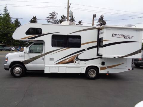 2016 Thor Industries freedom elite 22FE for sale at PG Motors in Portland OR
