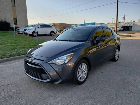 2016 Scion iA for sale at Image Auto Sales in Dallas TX