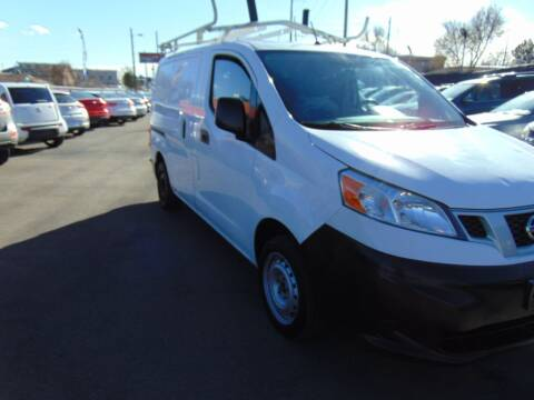 2014 Nissan NV200 for sale at Avalanche Auto Sales in Denver CO