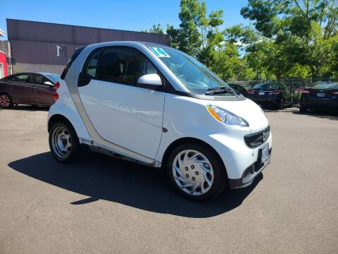 2014 Smart fortwo for sale at Universal Auto Sales in Salem OR