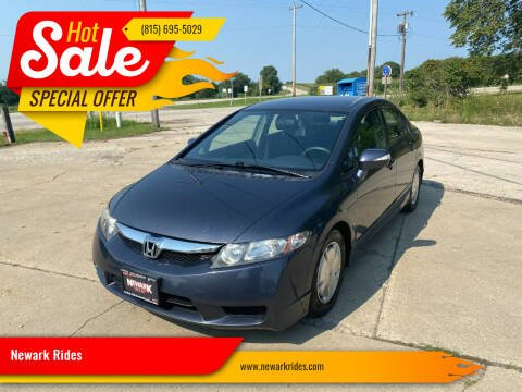 2010 Honda Civic for sale at Newark Rides in Newark IL