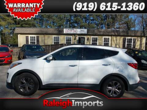2013 Hyundai Santa Fe Sport for sale at Raleigh Imports in Raleigh NC