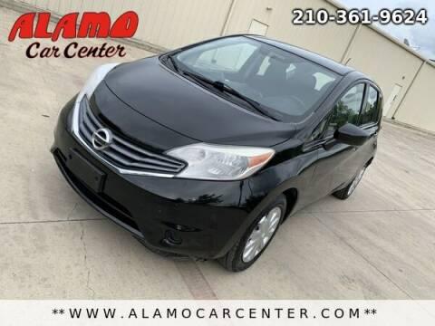 2016 Nissan Versa Note for sale at Alamo Car Center in San Antonio TX