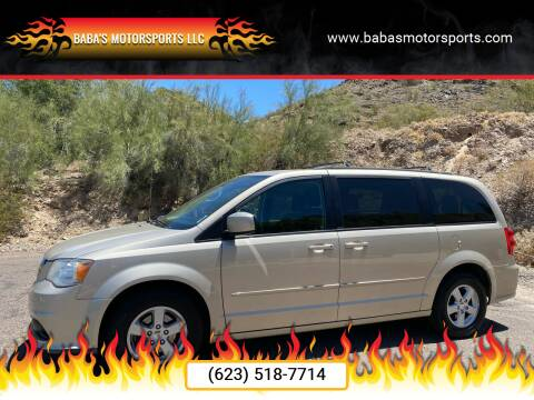 2013 Dodge Grand Caravan for sale at Baba's Motorsports, LLC in Phoenix AZ