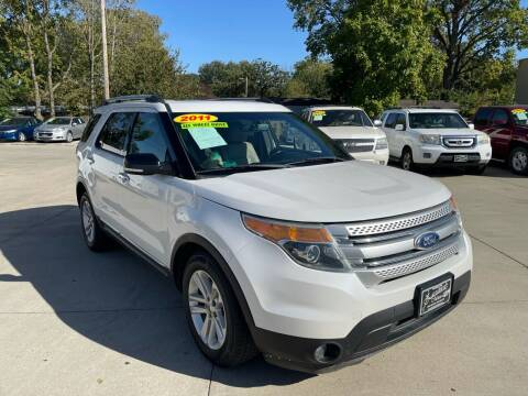 2011 Ford Explorer for sale at Zacatecas Motors Corp in Des Moines IA