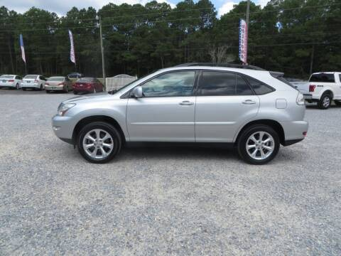 2009 Lexus RX 350 for sale at Ward's Motorsports in Pensacola FL