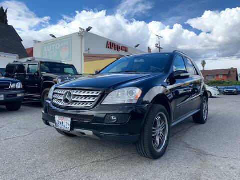 2008 Mercedes-Benz M-Class for sale at Auto Ave in Los Angeles CA