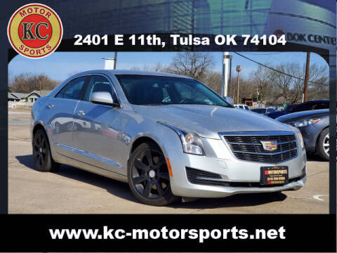 2016 Cadillac ATS for sale at KC MOTORSPORTS in Tulsa OK