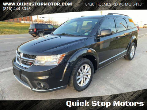 2013 Dodge Journey for sale at Quick Stop Motors in Kansas City MO