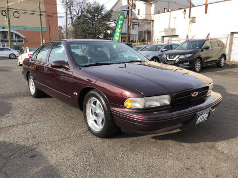 1996 Chevrolet Impala for sale at 103 Auto Sales in Bloomfield NJ