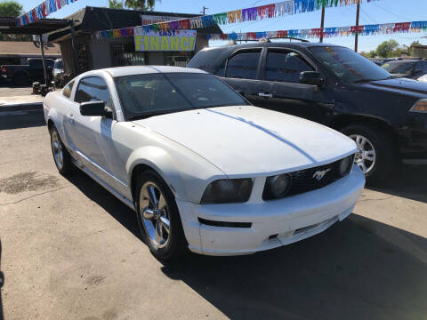 2006 Ford Mustang for sale at Valley Auto Center in Phoenix AZ