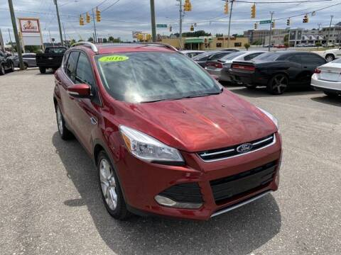 2015 Ford Escape for sale at Sell Your Car Today in Fayetteville NC
