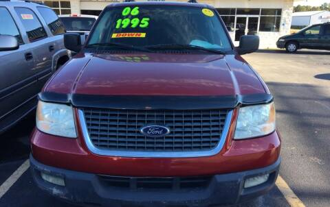 2006 Ford Expedition for sale at Deckers Auto Sales Inc in Fayetteville NC