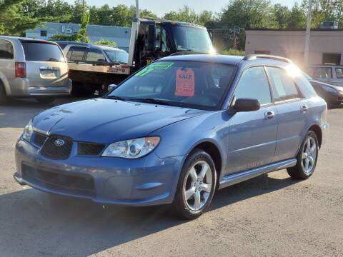 2007 Subaru Impreza for sale at United Auto Service in Leominster MA