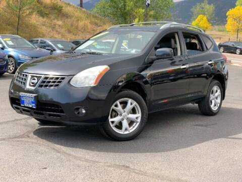 2010 Nissan Rogue for sale at Lakeside Auto Brokers in Colorado Springs CO