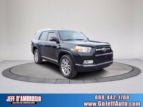 2013 Toyota 4Runner for sale at Jeff D'Ambrosio Auto Group in Downingtown PA