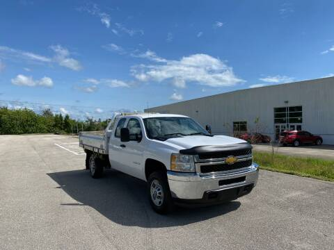 2012 Chevrolet Silverado 2500HD for sale at Prestige Auto of South Florida in North Port FL