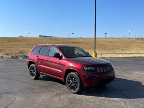 2020 Jeep Grand Cherokee for sale at Vance Fleet Services in Guthrie OK