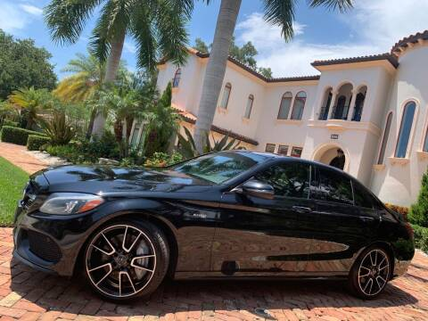 2017 Mercedes-Benz C-Class for sale at Mirabella Motors in Tampa FL