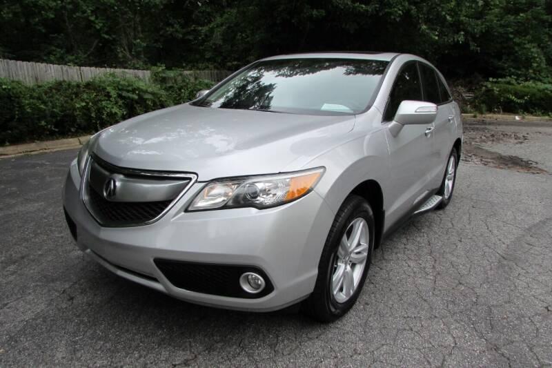 2013 Acura RDX for sale at AUTO FOCUS in Greensboro NC