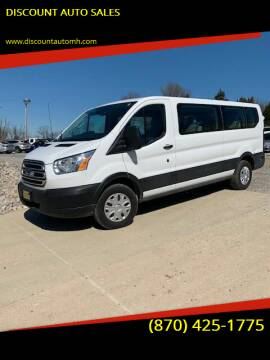 2019 Ford Transit Passenger for sale at DISCOUNT AUTO SALES in Mountain Home AR