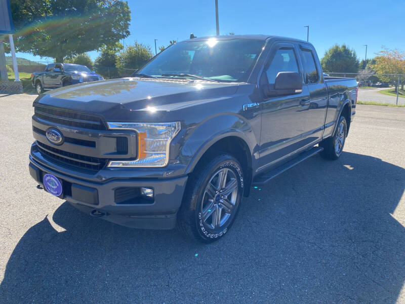 2020 Ford F-150 for sale at Steve Johnson Auto World in West Jefferson NC