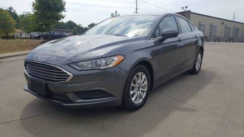 2017 Ford Fusion for sale at A & A IMPORTS OF TN in Madison TN