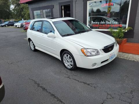 2005 Kia Spectra for sale at Bonney Lake Used Cars in Puyallup WA