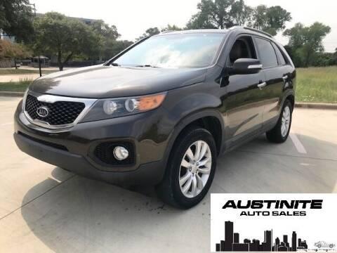 2011 Kia Sorento for sale at Austinite Auto Sales in Austin TX