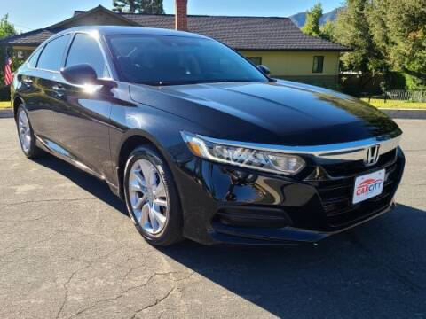 2020 Honda Accord for sale at CAR CITY SALES in La Crescenta CA