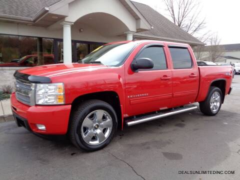 2009 Chevrolet Silverado 1500 for sale at DEALS UNLIMITED INC in Portage MI