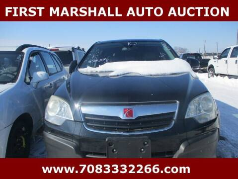 2010 Saturn Vue for sale at First Marshall Auto Auction in Harvey IL