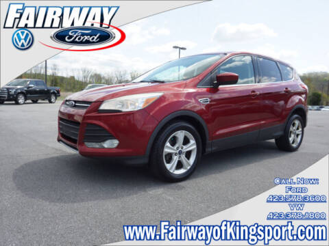 2014 Ford Escape for sale at Fairway Volkswagen in Kingsport TN