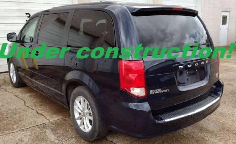 2015 Dodge Grand Caravan for sale at Handicap of Jackson in Jackson TN