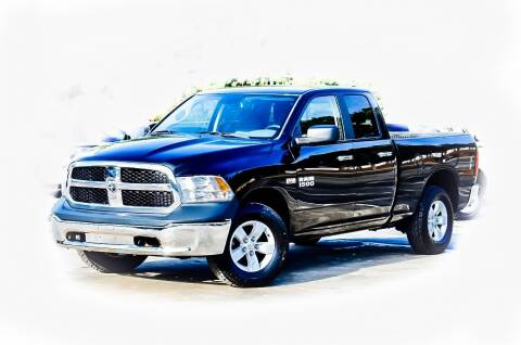 2016 RAM Ram Pickup 1500 for sale at CarXoom in Marietta GA