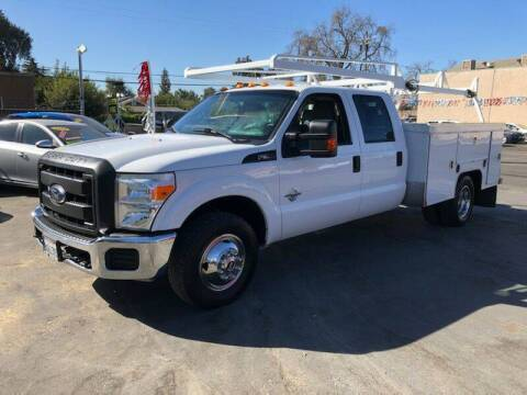 2015 Ford F-350 Super Duty for sale at C J Auto Sales in Riverbank CA