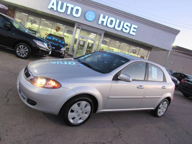 2008 Suzuki Reno for sale at Auto House Motors in Downers Grove IL