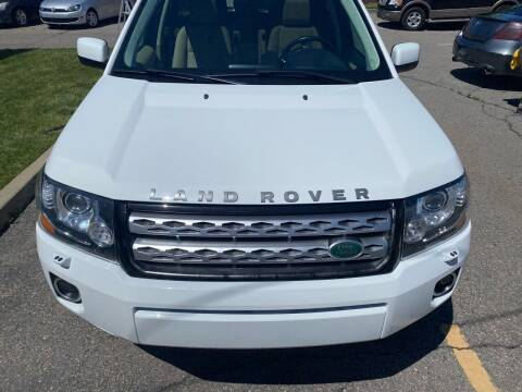 2013 Land Rover LR2 for sale at The Car-Mart in Murray UT