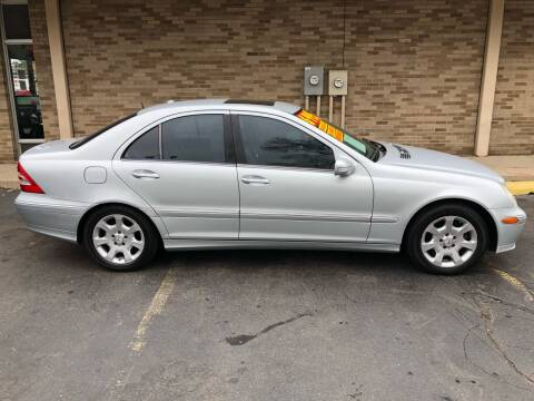 2006 Mercedes-Benz C-Class for sale at Arandas Auto Sales in Milwaukee WI