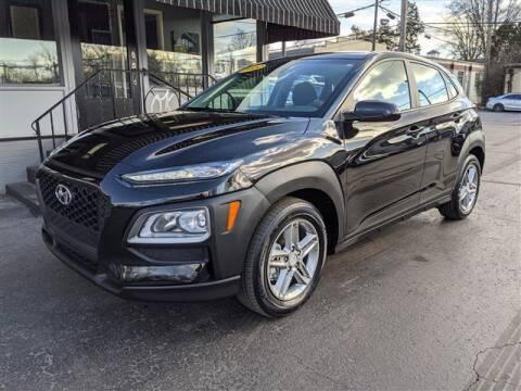 2020 Hyundai Kona for sale at GAHANNA AUTO SALES in Gahanna OH