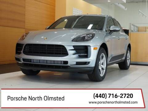 2020 Porsche Macan for sale at Porsche North Olmsted in North Olmsted OH