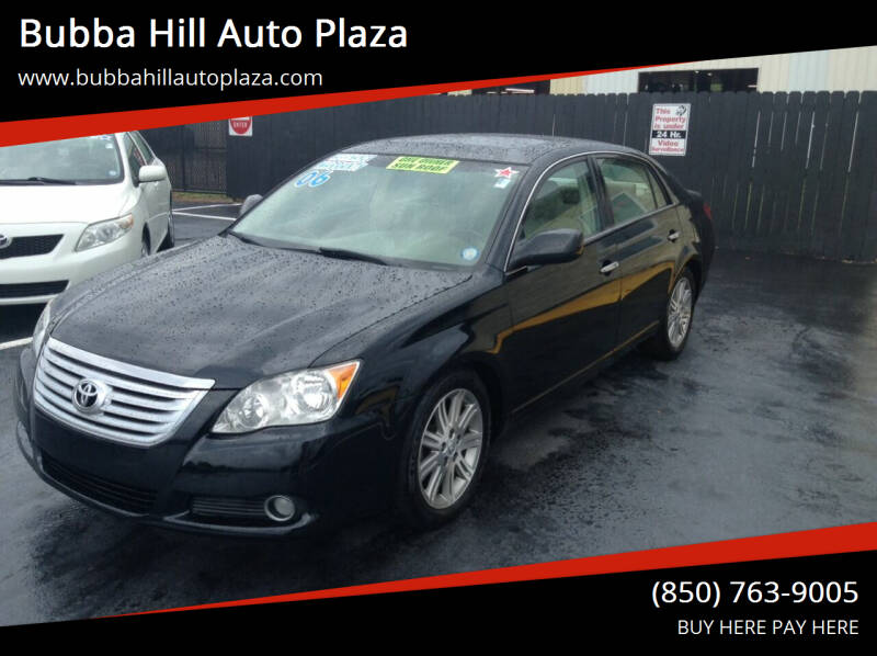 2009 Toyota Avalon for sale at Bubba Hill Auto Plaza in Panama City FL