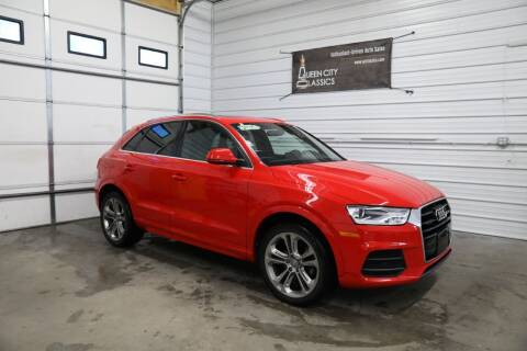 2016 Audi Q3 for sale at Queen City Classics in West Chester OH