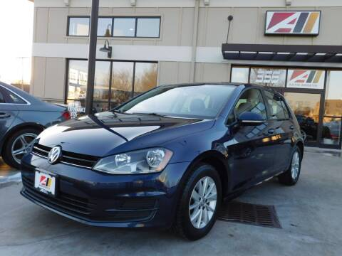 2015 Volkswagen Golf for sale at Auto Assets in Powell OH