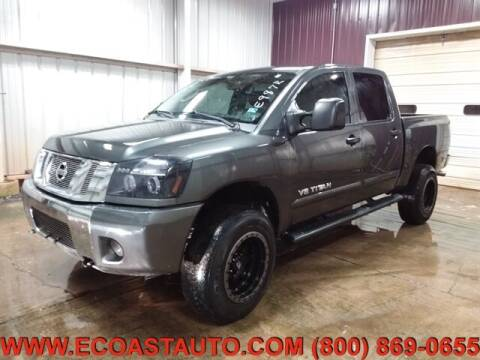 2011 Nissan Titan for sale at East Coast Auto Source Inc. in Bedford VA